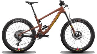 Santa Cruz Bronson 3 CC 27.5+ MTB bike XTR- kit/Reserve- wheels 2020