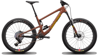 Santa Cruz Bronson 3 CC 27.5+ MTB bike XX1 AXS- kit/Reserve- wheels 2020