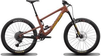 Santa Cruz Bronson 3 C 27.5+ MTB Komplettrad S-Kit Gr. XS red tide Mod. 2020