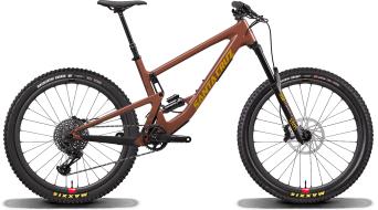 "Santa Cruz Bronson 3 C 27.5"" MTB Komplettrad S-Kit / Reserve-Laufräder Gr. XL red tide Mod. 2020"