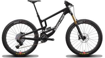 "Santa Cruz Nomad 4 CC 27.5"" MTB bike XX1 AXS- kit/RockShox Super Deluxe Coil Ultimate-shock/Reserve- wheels 2020"