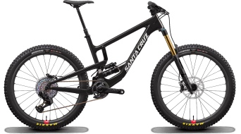 "Santa Cruz Nomad 4 CC 27.5"" MTB bike XX1 AXS- kit/RockShox Super Deluxe Ultimate-shock/Reserve- wheels 2020"