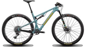 """Santa Cruz Blur 3 CC TR 29"""" MTB fiets X01- kit . M gloss model 2020"""