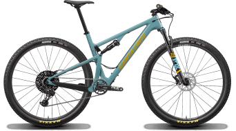 """Santa Cruz Blur 3 C 29"""" MTB bike R- kit M gloss 2020"""