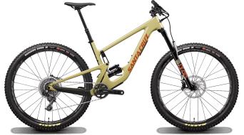 """Santa Cruz Hightower 2 CC 29"""" MTB bike X01- kit 2020"""