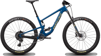 "Santa Cruz Hightower 2 C 29"" MTB bici completa R-Kit tamaño M highland azul Mod. 2020"