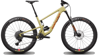 "Santa Cruz Hightower 2 C 29"" MTB bici completa S- kit/Reserve-ruote complete . S mod. 2020"