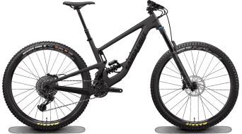 "Santa Cruz Megatower 1 C 29"" MTB fiets S- kit/RockShox Super Deluxe Coil Select+-schokdemper maat XL blackout model 2020"