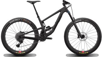 "Santa Cruz Megatower 1 C 29"" MTB Komplettrad S-Kit / RockShox Super Deluxe Select+-Dämpfer / Reserve-Laufräder blackout Mod. 2020"