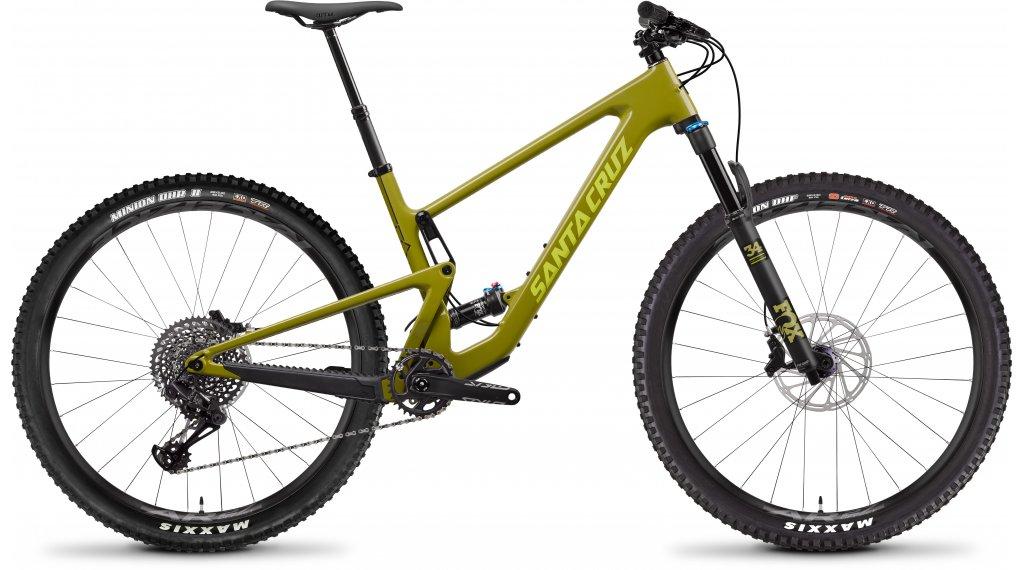 "Santa Cruz Tallboy 4 C 29"" VTT vélo S- kit taille M rocksteady jaune and jaune Mod. 2020"