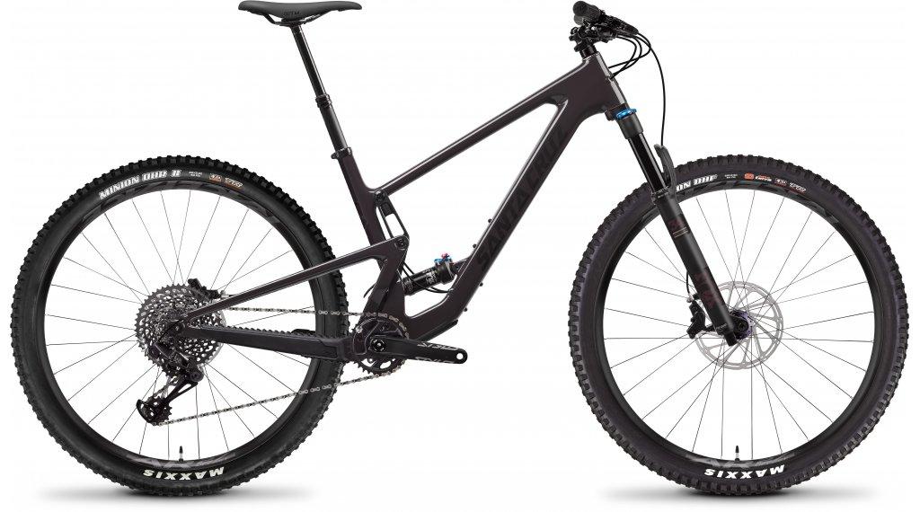 "Santa Cruz Tallboy 4 C 29"" VTT vélo S- kit taille XL stormbringer violet and noir Mod. 2020"