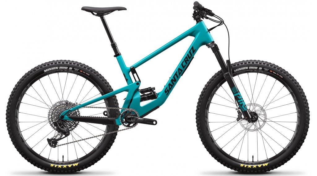 Santa Cruz 5010 4 CC 27.5 MTB bici completa X01-Kit tamaño XS loosely azul Mod. 2021