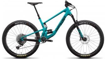 Santa Cruz 5010 4 CC 27.5 MTB Komplettrad X01-Kit Mod. 2021