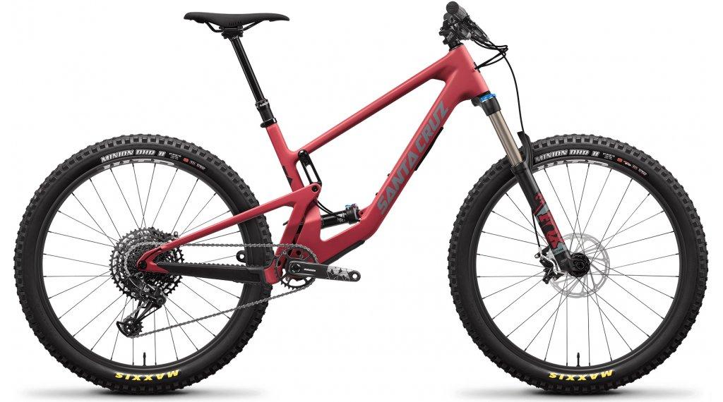 Santa Cruz 5010 4 C 27.5 MTB Komplettrad R-Kit Gr. XS raspberry sorbet Mod. 2021