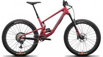 Santa Cruz 5010 4 C 27.5 MTB Komplettrad XT-Kit / Reserve-Laufräder Mod. 2021