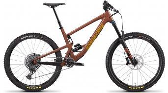 Santa Cruz Bronson 3 C 27.5 MTB bike S- kit size M red tide 2021