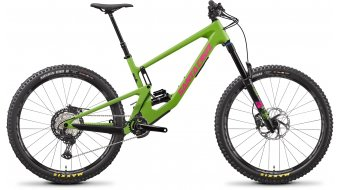 Santa Cruz Nomad 5 C 27.5 VTT vélo XT- kit / Air- amortisseur Gr. XL adder vert Mod. 2021