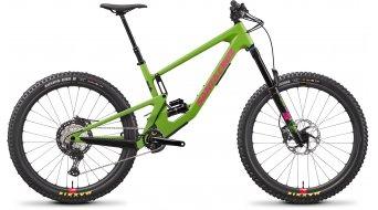 Santa Cruz Nomad 5 C 27.5 MTB bike XT- kit / Air-shock / Reserve- wheels size XL adder green 2021