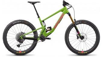 Santa Cruz Nomad 5 CC 27.5 MTB bike XO1- kit / Air-shock / Reserve- wheels 2021