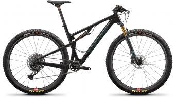 Santa Cruz Blur 3 CC 29 VTT vélo X01- kit / Reserve-roue Gr. S gloss carbone Mod. 2021