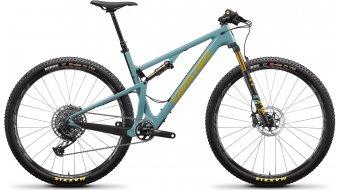 Santa Cruz Blur 3 CC Trail 29 VTT vélo X01- kit Gr. gloss Mod. 2021