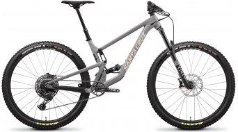 Santa Cruz Hightower 2 AL 29 MTB bici completa R- kit mis. S smoke grigio mod. 2021