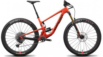 Santa Cruz Hightower 2 CC 29 MTB bike X01- kit / Reserve- wheels ember 2021