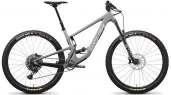 Santa Cruz Hightower 2 C 29 MTB bici completa R- kit mis. XL smoke grigio mod. 2021