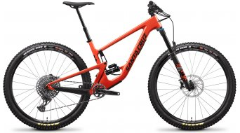 Santa Cruz Hightower 2 C 29 MTB bici completa S-Kit ember Mod. 2021