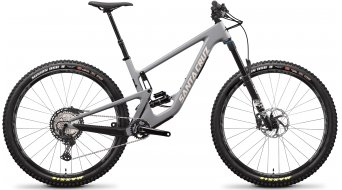 Santa Cruz Hightower 2 C 29 MTB bike XT- kit size S smoke grey 2021