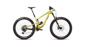 Santa Cruz Megatower 1 CC 29 MTB bici completa X01- kit / FOX DHX2 Factory ammortizzatore-Coil / Reserve-ruote complete . S mod. 2021