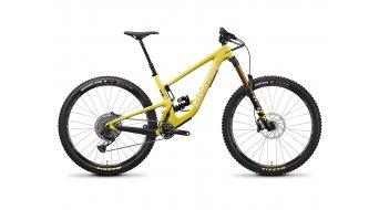 Santa Cruz Megatower 1 CC 29 MTB bike X01- kit / FOX DHX2 Factory Coil-shock amarillo yellow 2021
