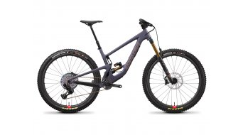 Santa Cruz Megatower 1 CC 29 MTB bici completa XX1 AXS- kit /  FOX  Float Factory X2- ammortizzatore / Reserve-ruote complete mis. XXL storm grigio mod. 2021