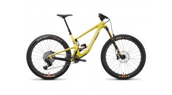 Santa Cruz Megatower 1 CC 29 MTB bike XX1 AXS- kit / FOX Float Factory X2-shock / Reserve- wheels 2021