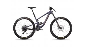Santa Cruz Megatower 1 C 29 MTB bici completa R- kit mis. L storm grigio mod. 2021