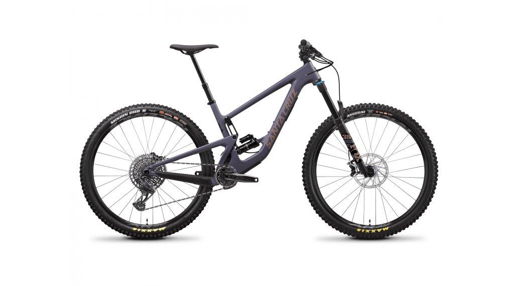Santa Cruz Megatower 1 C 29 MTB bici completa S-Kit tamaño S storm gris Mod. 2021