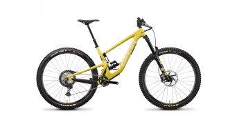 Santa Cruz Megatower 1 C 29 MTB bici completa XT- kit / RockShox Super Deluxe Select+ ammortizzatore-Coil mis. S amarillo giallo mod. 2021