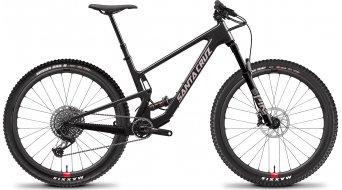 Santa Cruz Tallboy 4 CC 29 MTB bici completa X01- kit / Reserve-ruote complete mis. S ebony mod. 2021