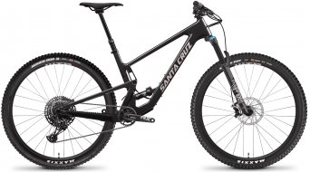 Santa Cruz Tallboy 4 C 29 MTB bike R- kit size L ebony 2021