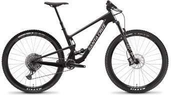 Santa Cruz Tallboy 4 C 29 MTB bike S- kit size S ebony 2021