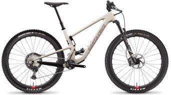 Santa Cruz Tallboy 4 C 29 MTB bici completa XT- kit / Reserve-ruote complete mis. XS ivory mod. 2021