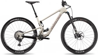 Santa Cruz Tallboy 4 C 29 MTB bike XT- kit size XXL ivory 2021