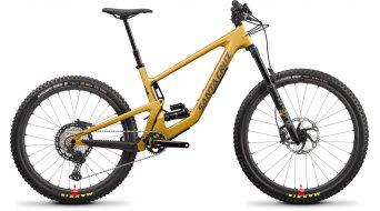 Santa Cruz Bronson 4 C 27.5 MTB Komplettrad XT-Kit / Reserve XS Mod. 2022