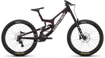 Santa Cruz V10 7 CC 27.5 MTB Komplettrad S-Kit Gr. S oxblood Mod. 2022