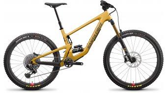 Santa Cruz Bronson 4 CC avec 29/27.5 VTT vélo XO1- kit / Reserve-roue Gr. and Mod. 2022