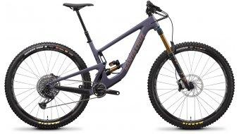 Santa Cruz Megatower 1 CC 29 MTB bici completa XO1- kit / FOX Float X2 Factory . mod. 2022