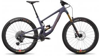 Santa Cruz Megatower 1 CC 29 MTB bici completa XO1 AXS- kit / FOX Float X2 Factory / Reserve . mod. 2022