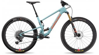 Santa Cruz Tallboy 4 CC 29 MTB bici completa XO1 AXS- kit / Reserve . mod. 2022