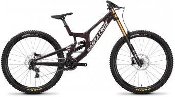 Santa Cruz V10 7 CC 29 MTB Komplettrad XO1-Kit oxblood Mod. 2022