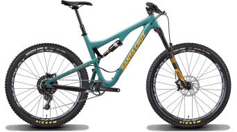Santa Cruz Bronson 2.0 C 27.5 bici completa . blue/arancione S-AM- equipaggiamento mod. 2017